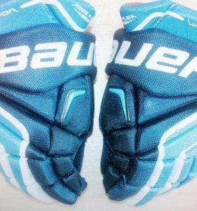 Перчатки хоккейные BAUER VAPOR