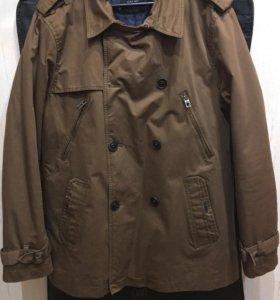 Пальто (Zara Man)