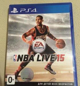 NBA Live 2015 (PS4)