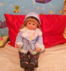 Кукла Ксюша ( интерактивная)