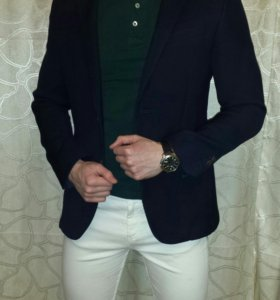 Пиджак мужской Massimo Dutti размер S
