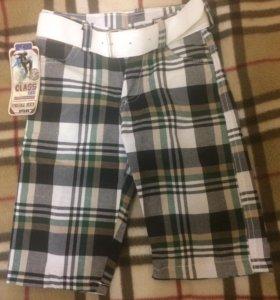 новые детские шорты