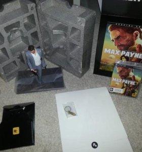 Max Payne 3 Коллекционка ps3