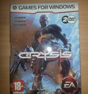 Антология игр Crysis