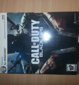 Компьютерная игра Cod Black Ops