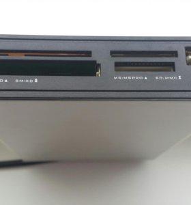 Картридер Acorp crip200