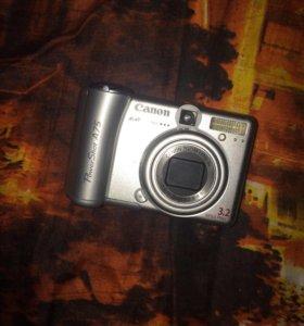 Фотоаппарат Canon  A75