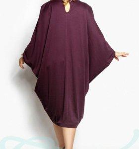 Платье новое бордовое