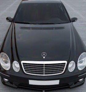 Блоки ксенона Mercedes