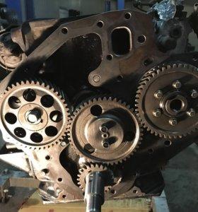 Ремонт двигателя HYUNDAI STAREX,HD78,72,65,PORTER.