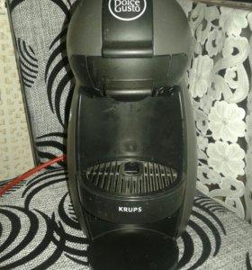 Кофемашина,капсульная