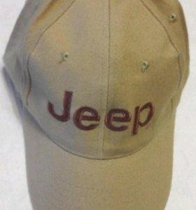 Бейсболка (кепка) Jeep