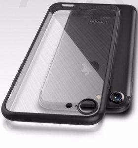 Чехол с окантовкой iPhone 7