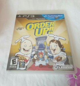 Продам новый диск на PlayStation 3