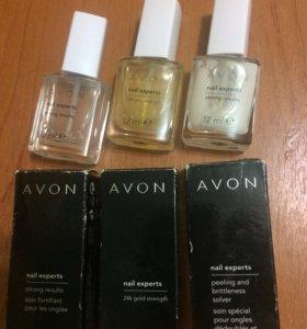 Укрепители для ногтей Avon