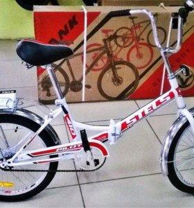 Велосипед Стелс новый