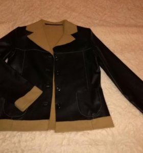 Куртка-пиджак (кожа)