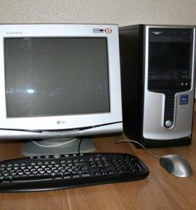 Настольный компьютер (полный комплект)