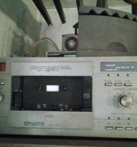 Магнитофон -приставка