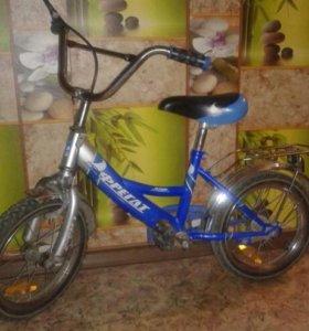 Велосипед 4-6 лет