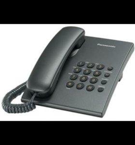 Стационарный телефон -Паносоник.