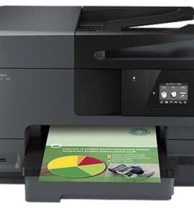 Принтер HP office jet 8610