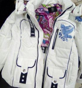 Куртка Богнер оч теплая