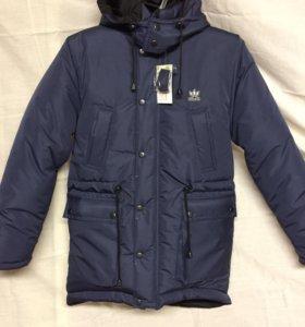 Куртки парки новые подростковые !!!