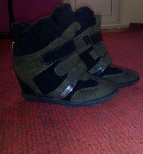 Обувь женская(зима)
