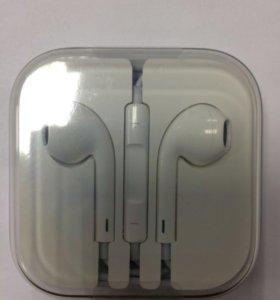 Наушники от iPhone5 (оригинал)