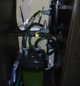 Аквариум 240 л со всем оборудованием