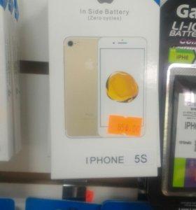 Аккумулятор на iPhone 5c