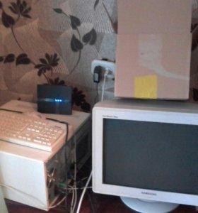 Рабочий доисторический компьютер