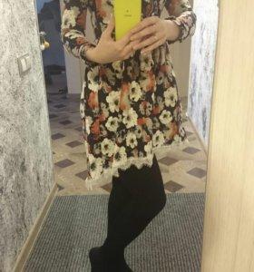 Платье  р-р 38