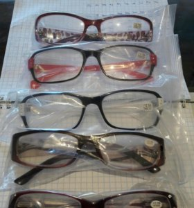 Оптические очки любых размеров