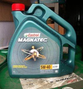 Моторное масло Castrol Magnatec 5w40