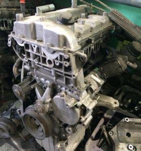 Двигатель в сборе SSY ACTYON/KYRON 2.0 Diesel