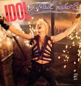 Пластинка виниловая Billy Idol - Vital Idol