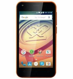 "Смартфон 4"" Prestigio Wize L3 3403 DUO Orange"