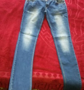 джинсы женские.