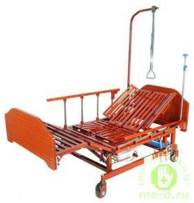НОВАЯ кровать многофункц-ная для лежачих больных