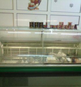 Холодильное торговое оборудование б/у