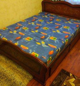 Кровать двухспаная