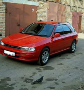 Запчасти для Subaru impreza 95-97 г.