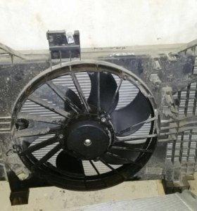 Диффузор Рено дастер Renault Duster
