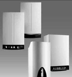 Ремонт газовых котлов, колонок