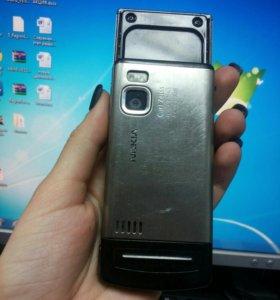 Телефон Nokia 6500s-1 б/у