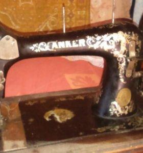 Коллекционная швейная машинка ANKER