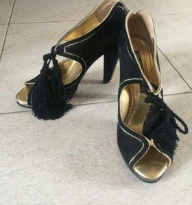 Босоножки туфли Zara новые
