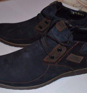 Новые ботинки демисезон 41
